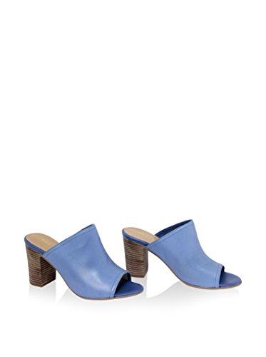 MARIELLA Mules Azul EU 39