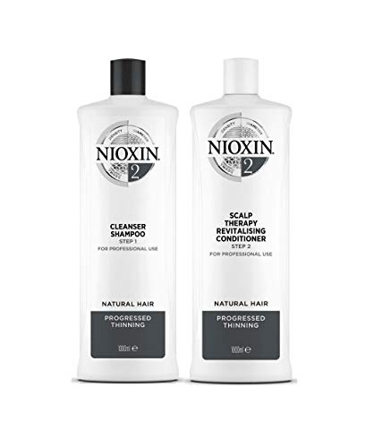 system 2 Cleanser & Scalp Therapy Set - System Therapy Scalp