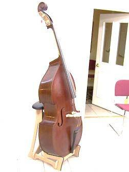 Bass Stand/Stool by Shar Music