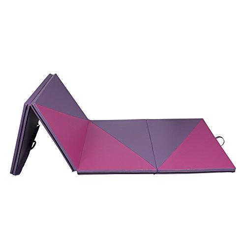 Bestmart Inc 4 X10 X2 Quot Thick Folding Gymnastics Mat