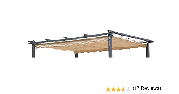 Top cobertura para pérgola 3 x 4 m: Amazon.es: Bricolaje y ...