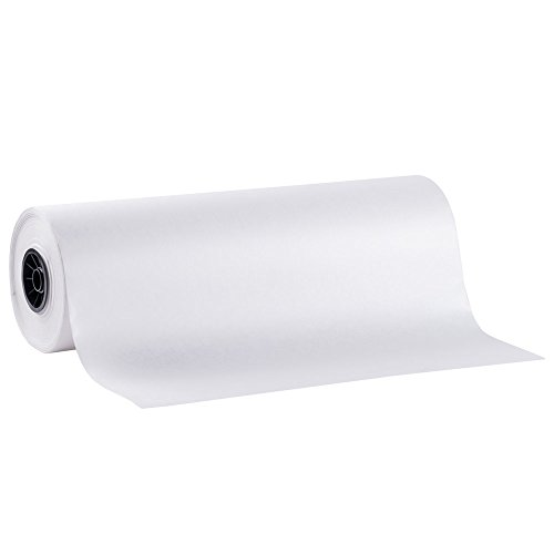 24 white butcher paper - 5