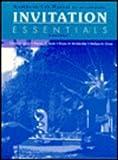 Invitation Essentials, Jarvis, Gilbert A., 0030103584