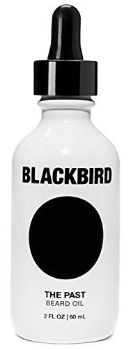 Blackbird Natural Beard Oil Past