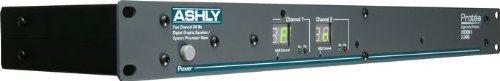Ashly Protea Digital Audio Products System II 2.24GS 2 Channel 24 Bit Digital Graphic Equalizer system Processor Slave Rack Mount ()