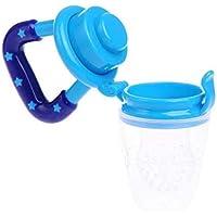 Baby Food Feeder Nipple Silicone Pacifier Feeding Bottle Nipple Baby Soother Fruit Vegetable Nibbler Baby Feeding
