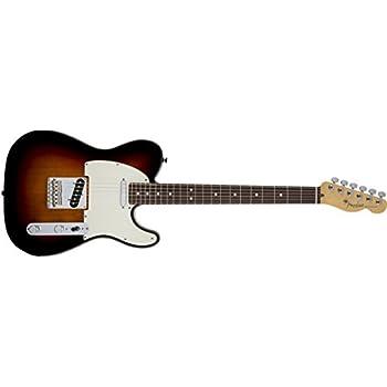 Amazon.com: Fender American Standard Telecaster Electric Guitar ...