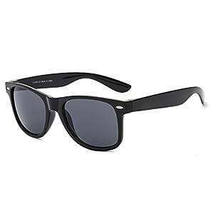 SUERTREE Vintage Sunglasses Retro Women Men Ladies Rimmed UV Protect