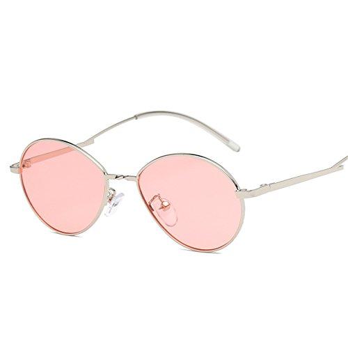 sol pequeñas gafas marco del de señoras gafas las la gato de m 41m de sol de 134 A NIFG 137 de Ojos de las moda HXq08