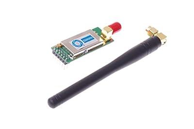 SMAKN® 0.5W SI4463 power module / 5Km long distance / 433M wireless transceiver module