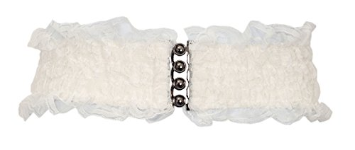 thick white belt - 3