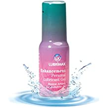 Lubricant Enhancement Gel Premium Lube for Women - Best Personal Organic Water Based Sex Lube for Women and Couples Sensitive Skin Lubrication Gel for Adult Toys 1.7oz