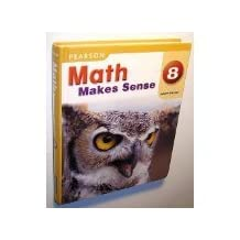 Math Makes Sense 8 WNCP Student Book Package (print and web book)