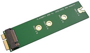 Kalea-Informatique Adaptador M.2 (Muescas M2 NGFF B SATA) para ...