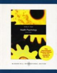Health Psychology 7Ed (Ie) (Pb 2009)
