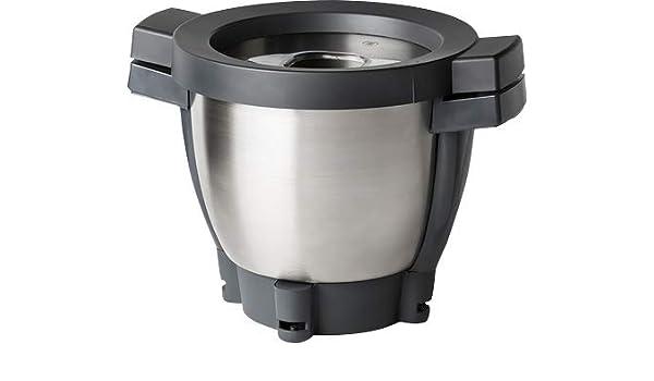 Yämmi Juego de Bol más Tapa y Cesta a utilizar com los robots de Cocina Yämmi, Accesorios de Robots de Cocina: Amazon.es: Hogar