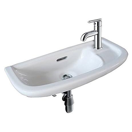 19u0026quot; Wall Mount Bathroom Sink
