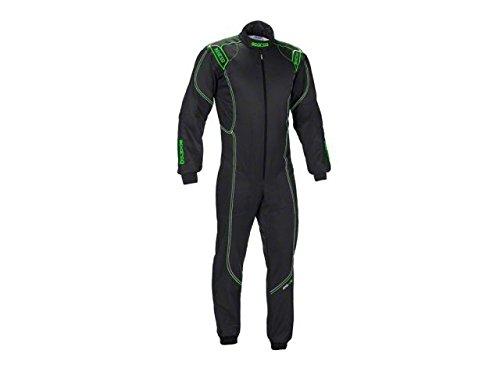 Sparco 002329NRVD3M Suit Ks3 Med Blk//Grn
