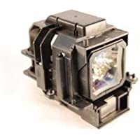 NEC LT380 projector lamp replacement bulb with housing - high quality replacement lamp