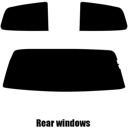 1993 a 2004 Renault Twingo 3 Puertas Hatchback Ventanas traseras Window-Tint.co.uk Tinte precortado para Ventana