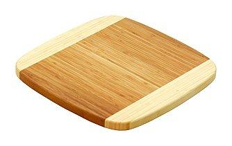 12' Square Cutting Board (Simply Bamboo Napa Bamboo Cutting Board, 12'' L X 12'' W)