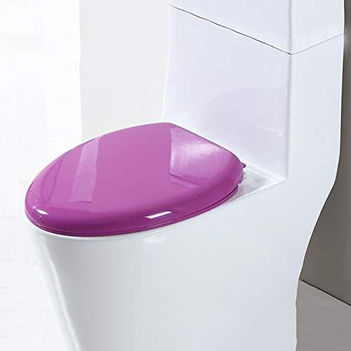 Yuzhijie Toilet cover kleur toilet cover plaat universele PP board toilet cover accessoires ouderwetse verdikte cover…