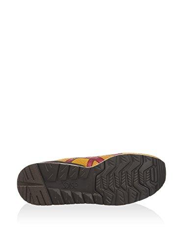 Asics Gt-Ii, Zapatillas de Running Unisex Adulto Cuero / Burdeos