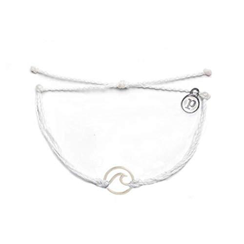 SimpleLif Boho Bracelet Handmade Braided Bead Adjustable Chakra Bead Tribal Bracelet Ethnic Hand Knit String Hemp Bracelets- Gift Idea for Men & ()