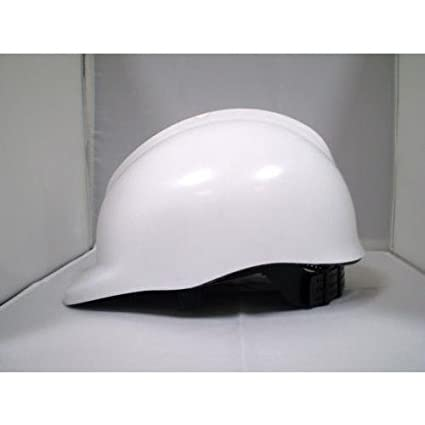 Nzi Technical - Casco Obra Alta Seguridad Blanco: Amazon.es ...
