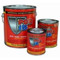 POR-15 Rust Preventive Paint - Gray - Gallon POR15 ()