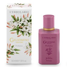 (Gelsomino Indiano (Indian Jasmine) by L' Erbolario Lodi – Acqua di Profumo - Perfume - 50 ml / 1.7 Fl. Oz.)