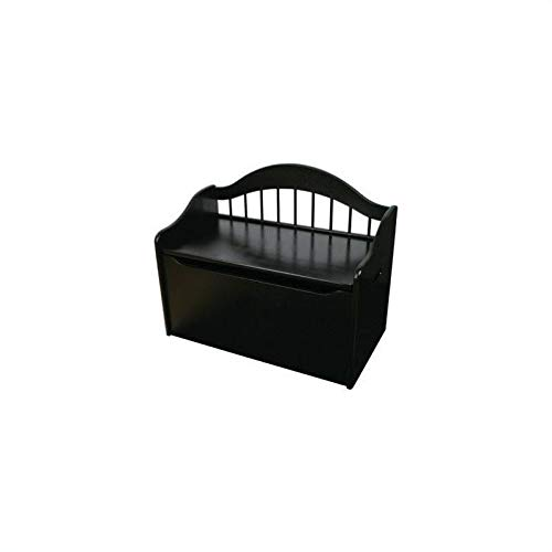 KidKraft Limited Edition Toy Box - Black ()