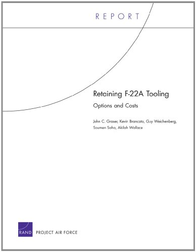 Retaining F-22A Tooling: Options and Costs