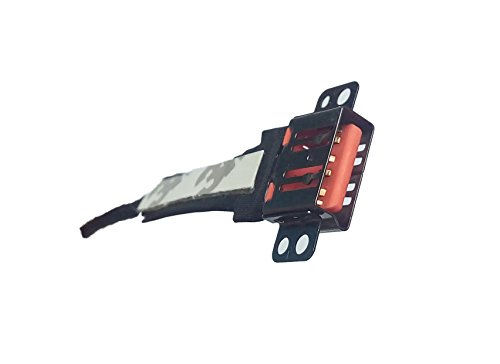 DC-IN Jack for Lenovo Ideapad Yoga 3 Pro-1370 DC30100LO00, DC Power Jack Harness Port Connector Socket with Wire Cable. by Kam Kin (Image #2)