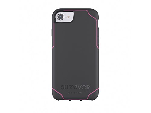 Griffin Technology iPhone 7 Slim Case, Thin Protective Co...