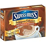 swiss miss dark hot chocolate - Swiss Miss Chocolate Sensation Hot Cocoa Mix, 8 Count (Pack of 12)