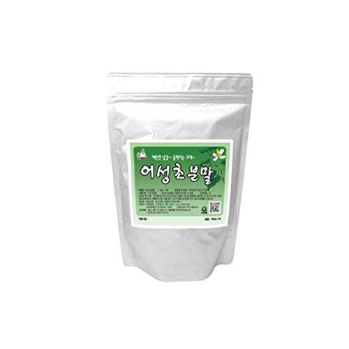 (Houttuynia Cordata Powder 100% Natural Medicinal Herbs Fish Mint Dokudami Yuxingcao 어성초 50g(1.7oz))