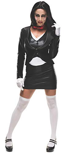 Rubie's Women's Saw Billy Costume, As Shown,