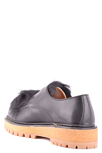 Monk Shoe Strap Nero Pelle MCBI063023O Car Donna 45wCUq