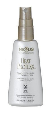Nexxus Heat Protexx Appliance Blow Dryer Straightening Iron Protection Styling Spray NEW 2 Oz Travel Size (Nexxus Hair Straightening Spray compare prices)