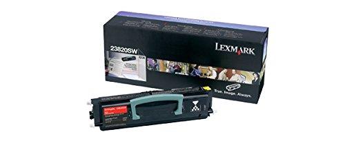 - Lexmark 23820SW Toner Cartridge, Black - in Retail Packaging