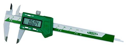 INSIZE 1111-100A Mini Electronic Caliper, 0-4''/0-100 mm by INSIZE (Image #1)