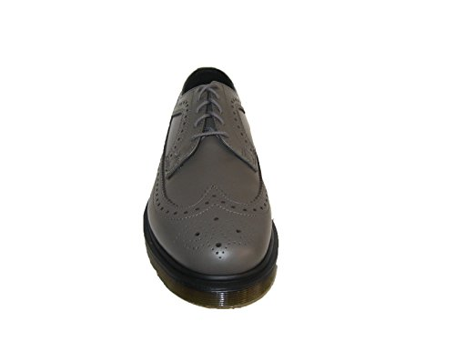 VEGAN basse sneakers Charcoal in Scarpe Dr colore ecopelle modello 3989 unisex tomaia grigio Martens 0UxEdwxq