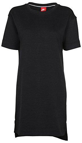 Dress Tennis Nike (NIKE Women's Modern Sport Casual Dress-Black-Small)