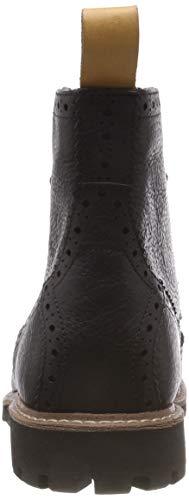 Boots black Schwarz Clarks Batcombe Lord Herren Chelsea IqZHw8B