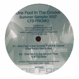 One Foot In The Groove / Summer Sampler 2007