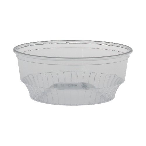 Solo SD35 SoloServe PETE Food Container, 3.5 oz. Capacity...