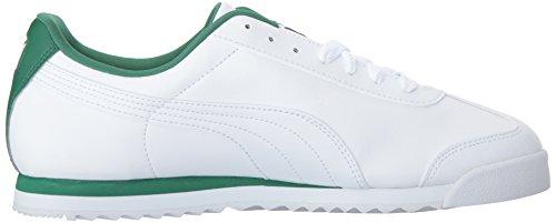 White Sneaker Roma Puma Green Flight Fight or Puma verdant 6wYnz4qIn
