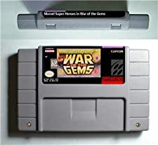 Marvel Super Heroes War of the Gems - Action Game Cartridge US Version - Game Card For Sega Mega Drive For Genesis