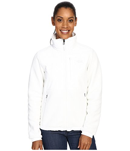 The North Face Women's Denali 2 Jacket TNF White (Prior Season) Medium